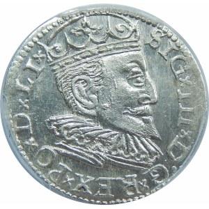 Zygmunt III Waza, Trojak Ryga 1596