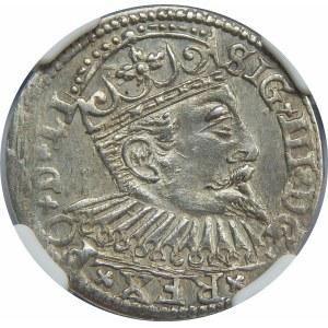 Zygmunt III Waza, Trojak Ryga 1600