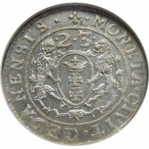 Zygmunt III Waza, Ort Gdańsk 1623