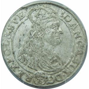 Jan II Kazimierz, Szóstak Bydgoszcz 1667 TLB