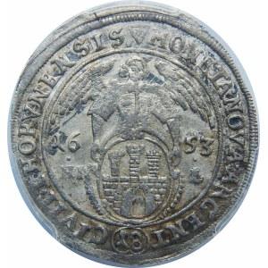 Jan II Kazimierz, Ort Toruń 1653 HIL