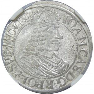 Jan II Kazimierz, Ort Toruń 1663 HDL
