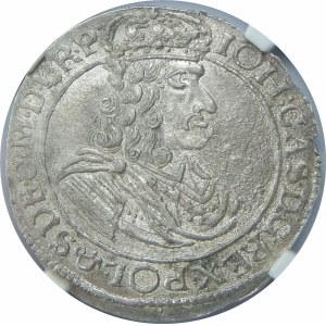 Jan II Kazimierz, Ort Toruń 1664 HDL