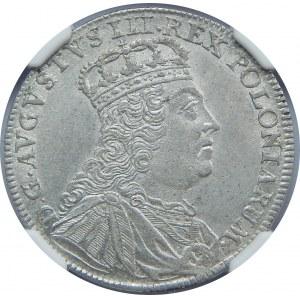 August III Sas, tymf Lipsk 1753 T