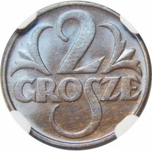 2 grosze 1932