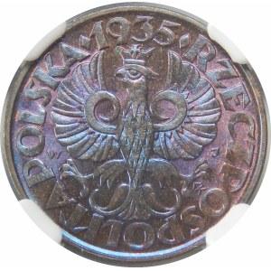 5 groszy 1935