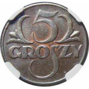 5 groszy 1936