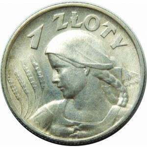 1 złoty 1925 Żniwiarka