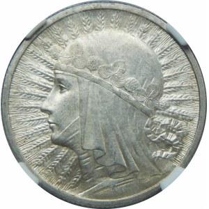 2 złote 1932 Głowa kobiety
