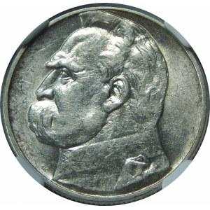 2 złote 1934 Piłsudski
