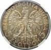 5 złotych 1932 ZZM Głowa kobiety Warszawa