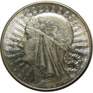 10 złotych 1932 Głowa Kobiety BZM