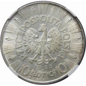 10 złotych 1935