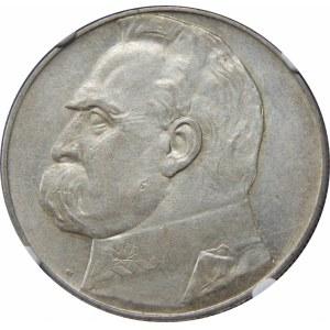 10 złotych 1935 Piłsudski