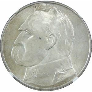 10 złotych 1937 Piłsudski