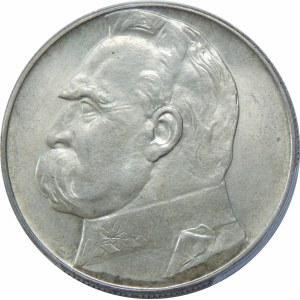 10 złotych 1938 Piłsudski