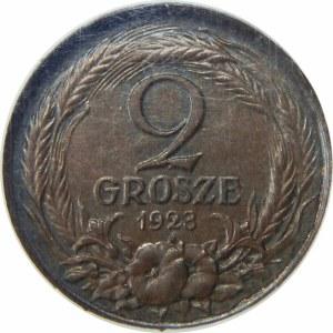 PRÓBA 2 GROSZE 1923