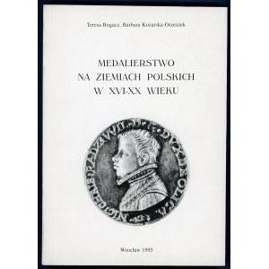 Bogacz, Medalierstwo na ziemiach polskich w XVI-XX wieku
