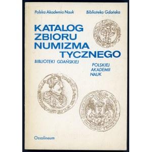 Dzienis, Katalog zbioru numizmatycznego Biblioteki Gdańskiej