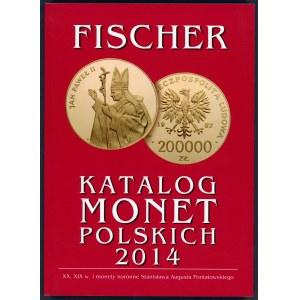 Fischer, Katalog monet polskich 2014