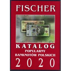 Fischer, Katalog popularny banknotów polskich 2020