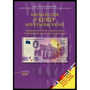 Grabowski, Katalog der 0-euro-Souvenirscheine