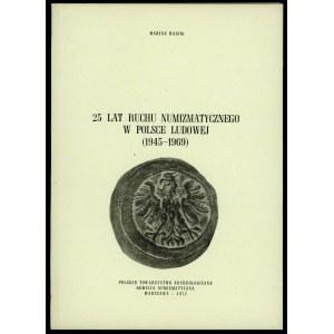 Haisig, 25 lat ruchu numizmatycznego w Polsce Ludowej
