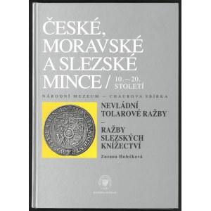 Holečková, České, moravské a slezské mince