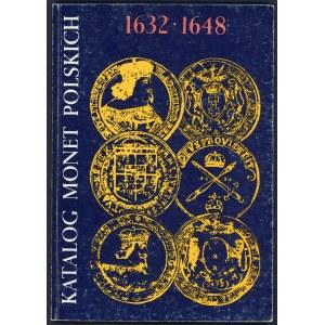 Kamiński, Kurpiewski, Katalog monet polskich 1632-1648