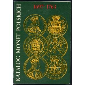 Kamiński, Kurpiewski Katalog monet polskich 1697-1763