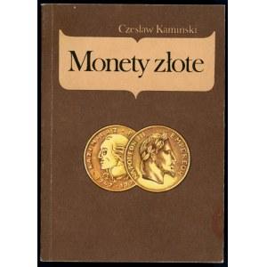 Kamiński, Monety złote