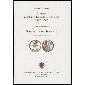 Kopicki, Monety Wielkiego Księstwa Litewskiego ...