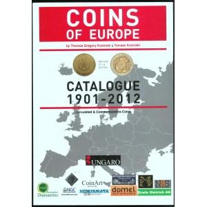 Kosinski, Coins of Europe ...
