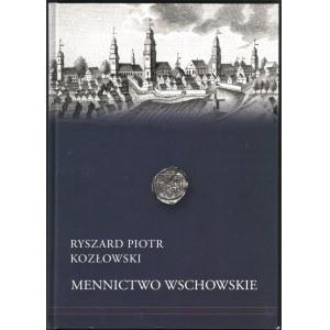Kozłowski, Mennictwo wschowskie