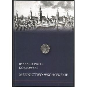 Kozłowski Mennictwo wschowskie