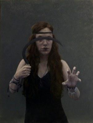 Maria Danielak, Wiedźma, 2018