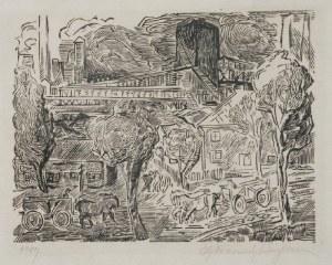Bogna KRASNODĘBSKA-GARDOWSKA (1900-1986), z cyklu