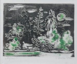Stefania DRETLER-FLIN (1909-1994), Pejzaż