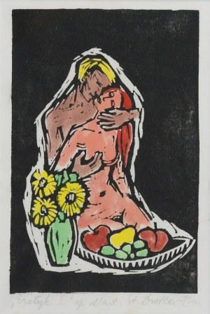 Stefania DRETLER-FLIN (1909-1994), Erotyk I