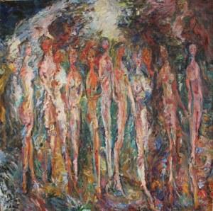 Otto Axer (1906-1983), Akty (1953)