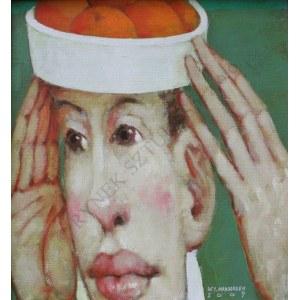 Waldemar Jerzy Marszałek, Postać z pomarańczami (2009)