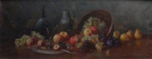Ignacy Zygmuntowicz (1875-1947), Martwa natura z winogronami
