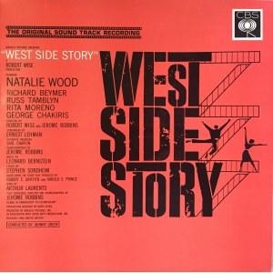 Oryginalna muzyka z filmu West Side Story, 1961