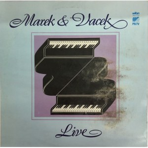Marek & Vacek, Live, 1980