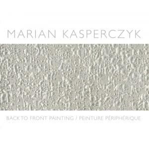 Marian Kasperczyk, dwa katalogi z paryskich wystaw artysty z autografami