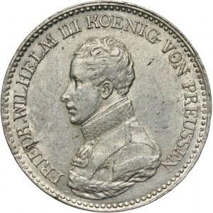 Germany, Prussia, Friedrich Wilhelm III, Taler 1818 A, Berlin