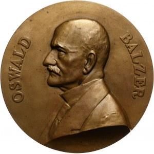 II RP, medal z 1928 roku, Oswald Balzer