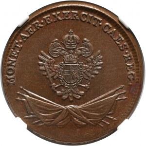 Galicja i Lodomeria, trojak 1794, Wiedeń