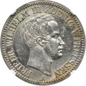 Germany, Prussia, Friedrich Wilhelm III, Taler 1824 A, Berlin