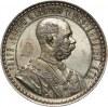 Austria, Franz Joseph I, silver medal (2 Gulden) 1888, Vienna, shooting competition